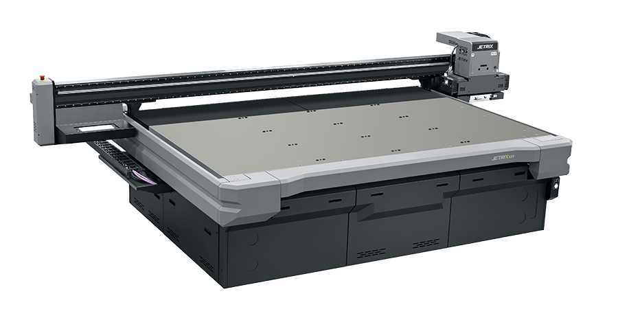 Image of Jextric KX5 large-format digital printer